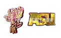 Arizona State Sun Devils NCAA College Logo Party String Lights - MD-ASU