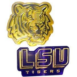 String Lights Tiger : New Lsu Tiger Logo Car Interior Design