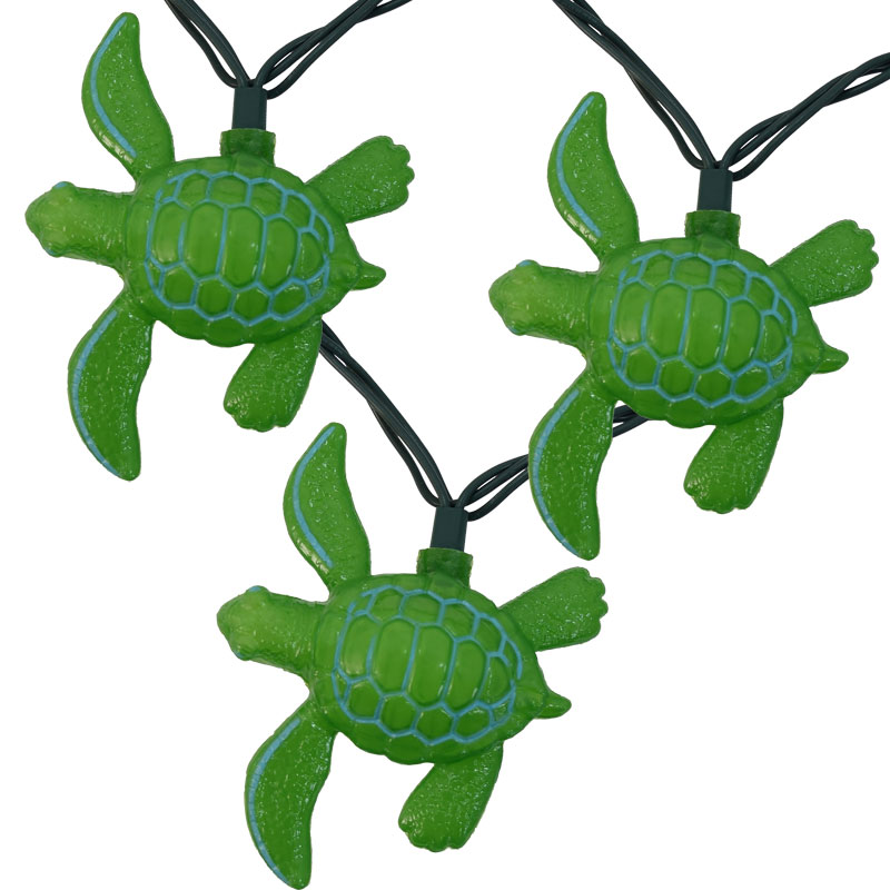 Sea Turtle Novelty Party String LIghts