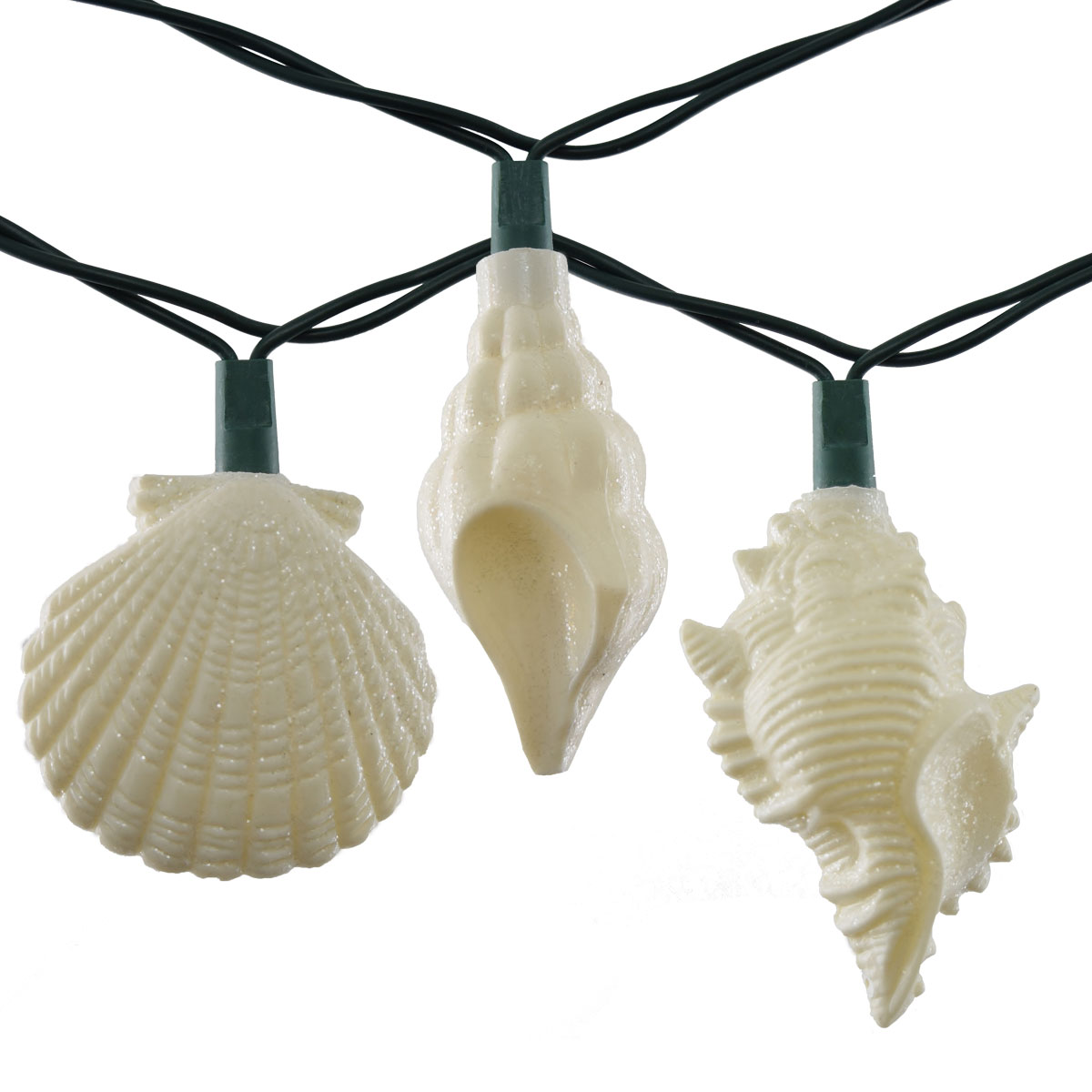Sea Shells Party String Lights - 10 Lights