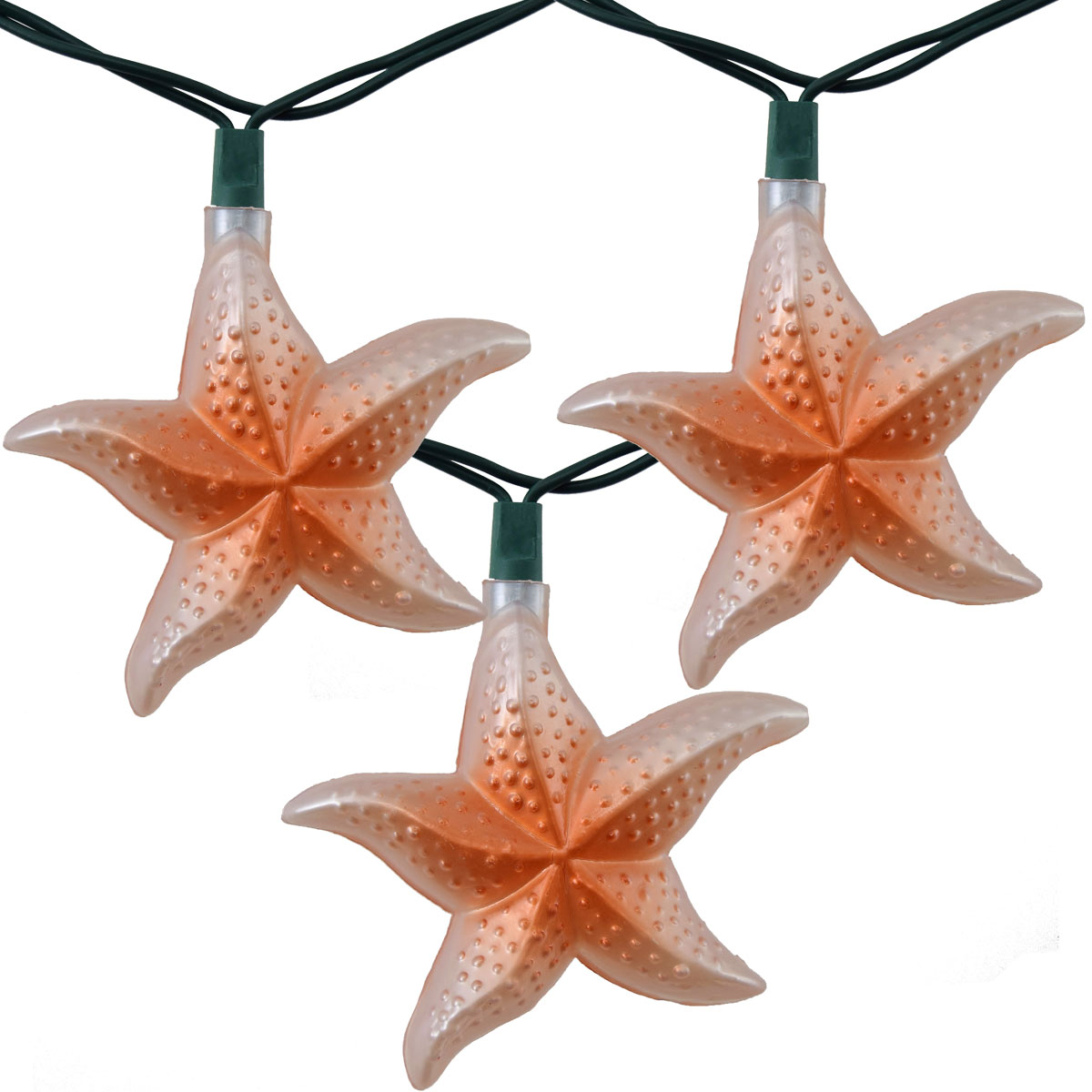 Starfish string lights for Fish string lights