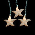 Starfish Party String Lights - 10 Lights - UL4294