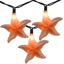 Star Fish Christmas Lights
