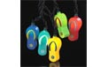Flip Flops Party String Lights UL1823