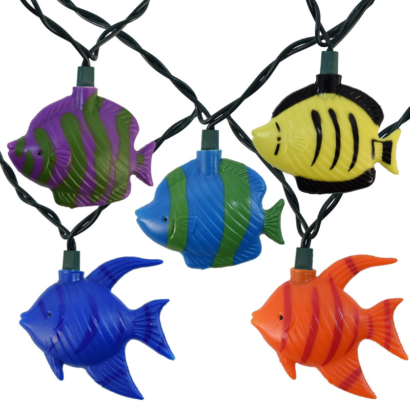 Tropical Fish String Lights