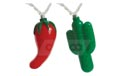 Chili Peppers & Cactus Party String Lights - CM-42659