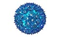 "7.5"" Regular Hanging Starlight Sphere - 100 Lights - Blue"