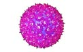 "7.5"" Regular Hanging Starlight Sphere - 100 Lights - Purple"