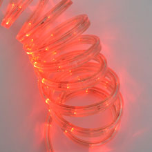 Red Flat LED Rope Light