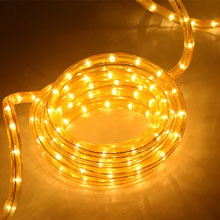 Gold Tube Light - 18'