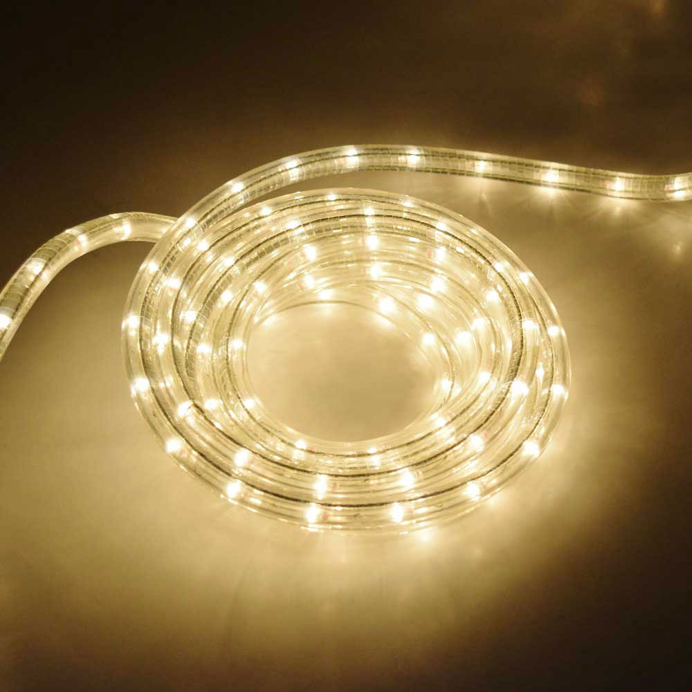 18 ropetube light 38 diameter clear ropelights tube lights 18 ropetube light aloadofball Choice Image