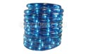 "18' Rope/Tube Light - 3/8"" Diameter - Blue - BS-16200"