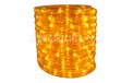 "18' Rope/Tube Light - 3/8"" Diameter - Gold - BS-16600"