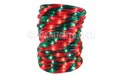 "18' Rope/Tube Light - 3/8"" Diameter - Red/Green - BS-16900"