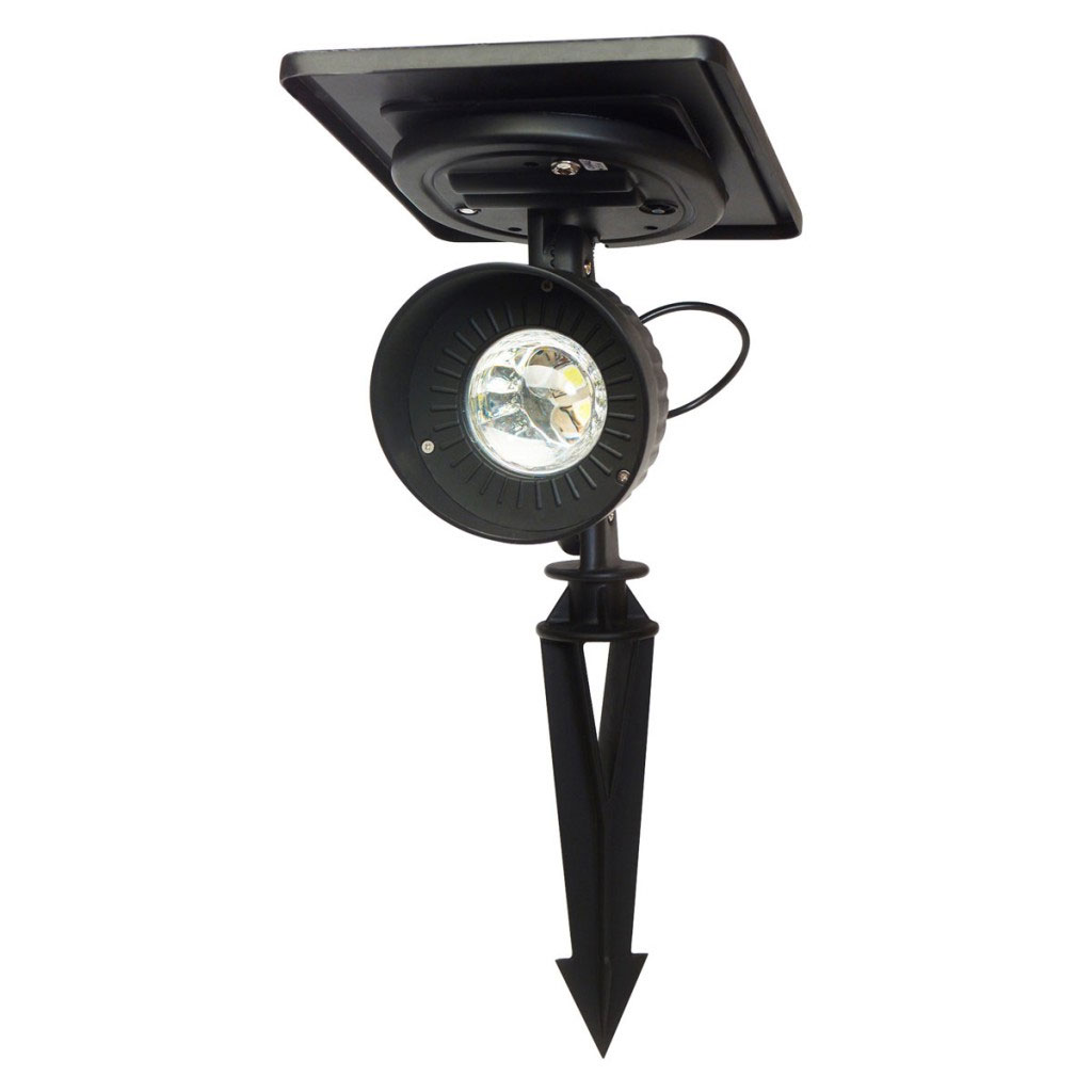 Progressive Solar LED Spotlight