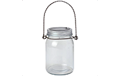Solar Powered Mason Jar Light - 703485