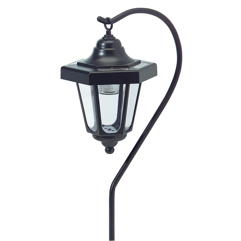 Solar Garden Light Lantern: Hanging Solar Lantern Light