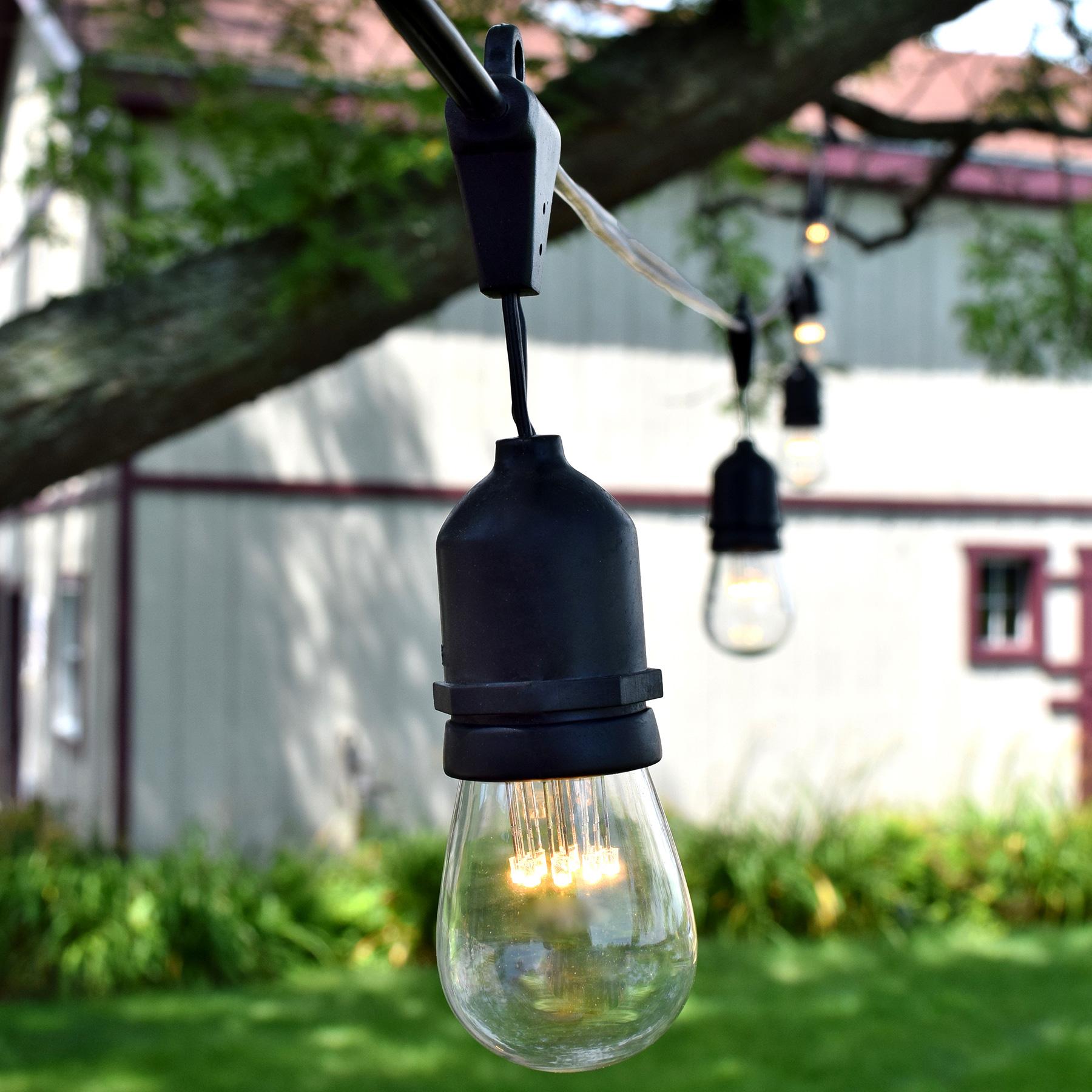 Outdoor Lights String Led: 0