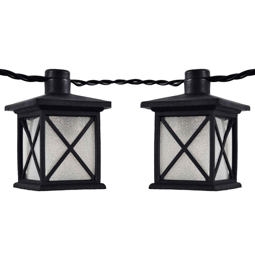 LED Party String Light Lanterns - 10 Lights