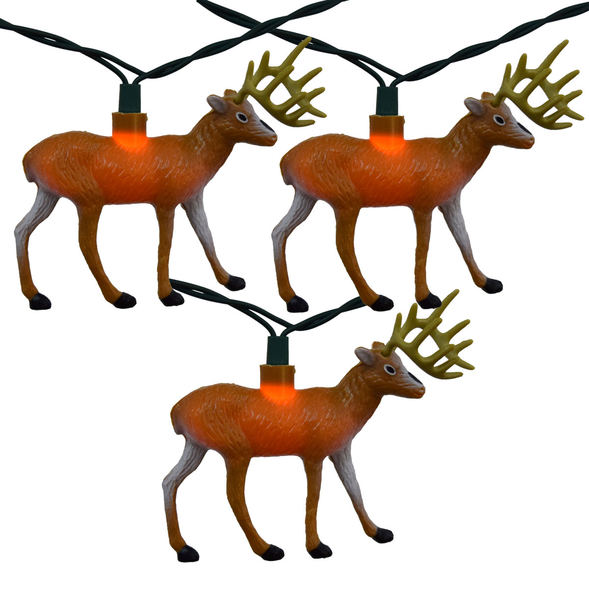 Deer Party String Lights