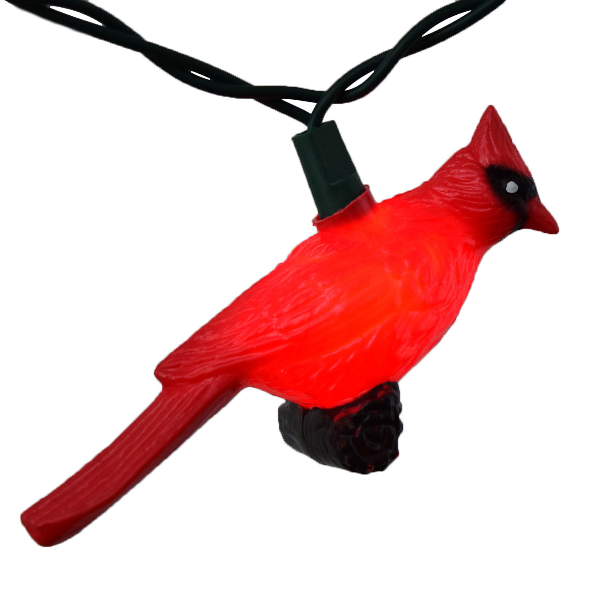 Red Cardinal Party String Lights Animal String Light