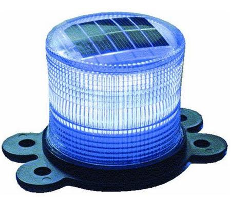 Nautical Solar String Lights : Blue Solar Marine Light - 4-3/10