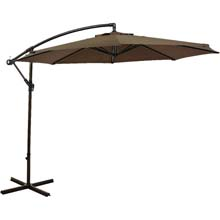 10' RD Offset Patio Umbrella