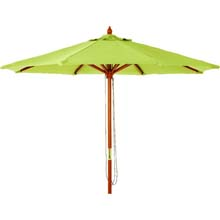 7.5' Market Sage Canopy Patio Umbrella