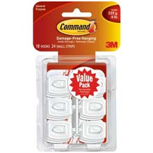 Command Mini Adhesive Hook 607702