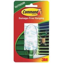 Command Outdoor Window Hook - Large 242748