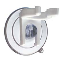 Window Candle Suction Cup Clamps - 4 Pack