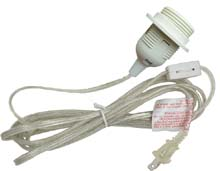 Cord and Socket Kit - Silver