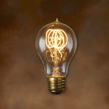 A21 Antique Light Bulb LI-0002