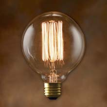 G30 Antique Light Bulb LI-0004