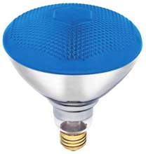 Westinghouse 04414 PAR38 Blue Floodlight Bulb