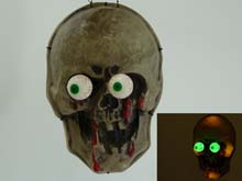 Creepy Eye Skull Light
