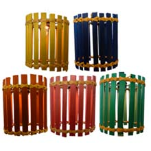 Multi-Color Bamboo Matchstick Lantern Party String Lights