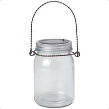 Solar Powered Mason Jar Light 703485