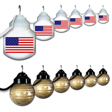 Globe/Lantern String Lights