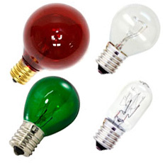 Intermediate Base Light Bulbs