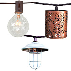 Designer Novelty String Lights