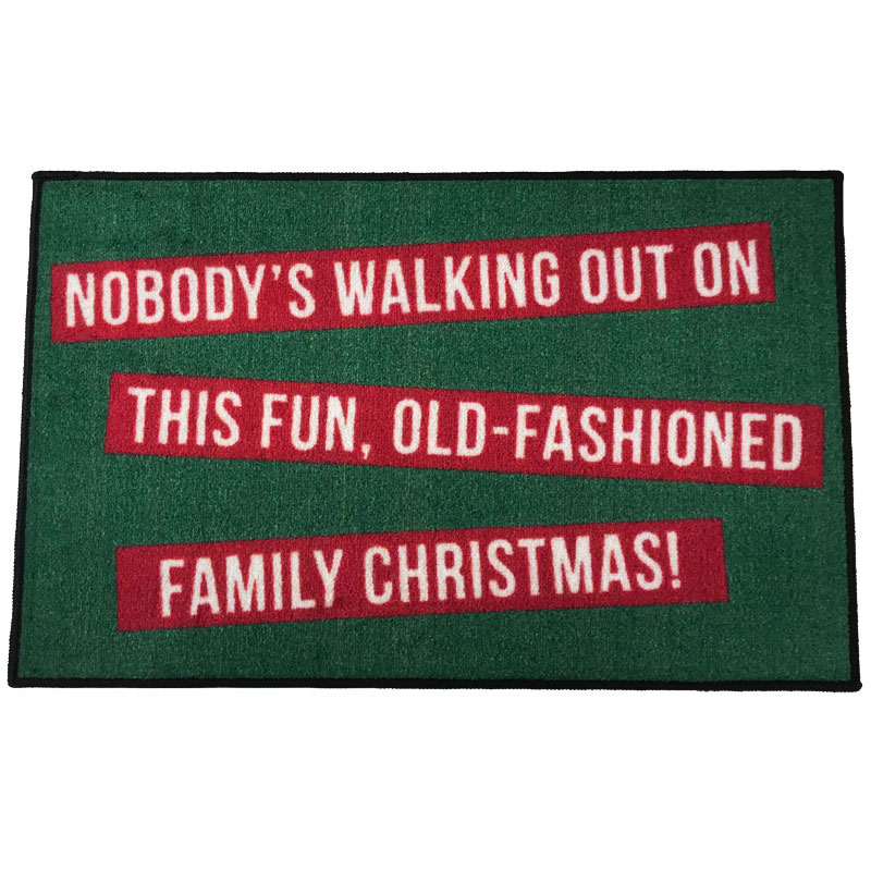 Griswold Family Christmas.Griswold Family Christmas Welcome Door Mat 2 X 3