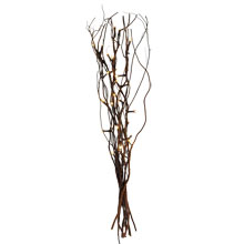 "20"" Willow Branch Lights - Brown"