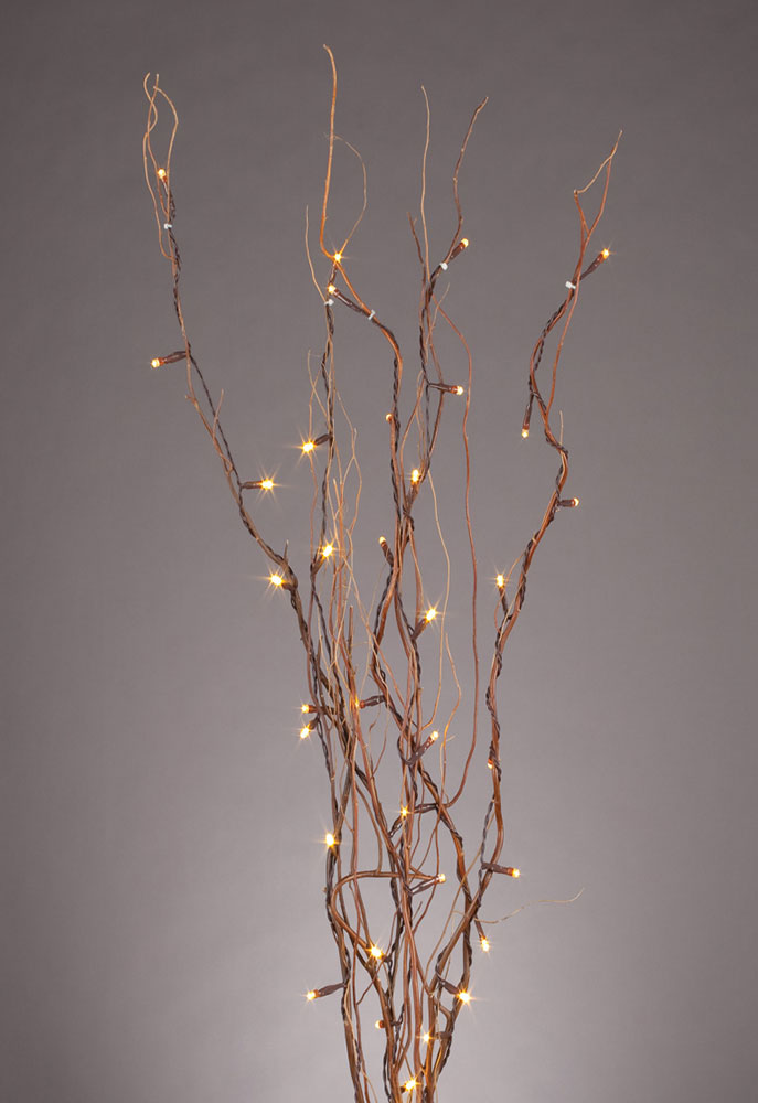 Best 28 Battery Operated Pre Lit Twigs Pre Lit Battery Powered 40cm Silver Twig With 16