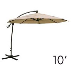 10-Foot Umbrellas