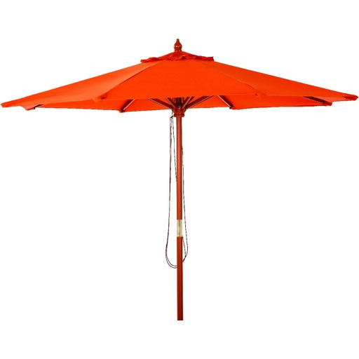 9' Market Spice Canopy Patio Umbrella