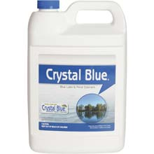 Crystal Blue Lake & Pond Colorant Dye - 1 Gallon