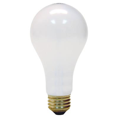 GE Soft White 3-Way A21 Light Bulb