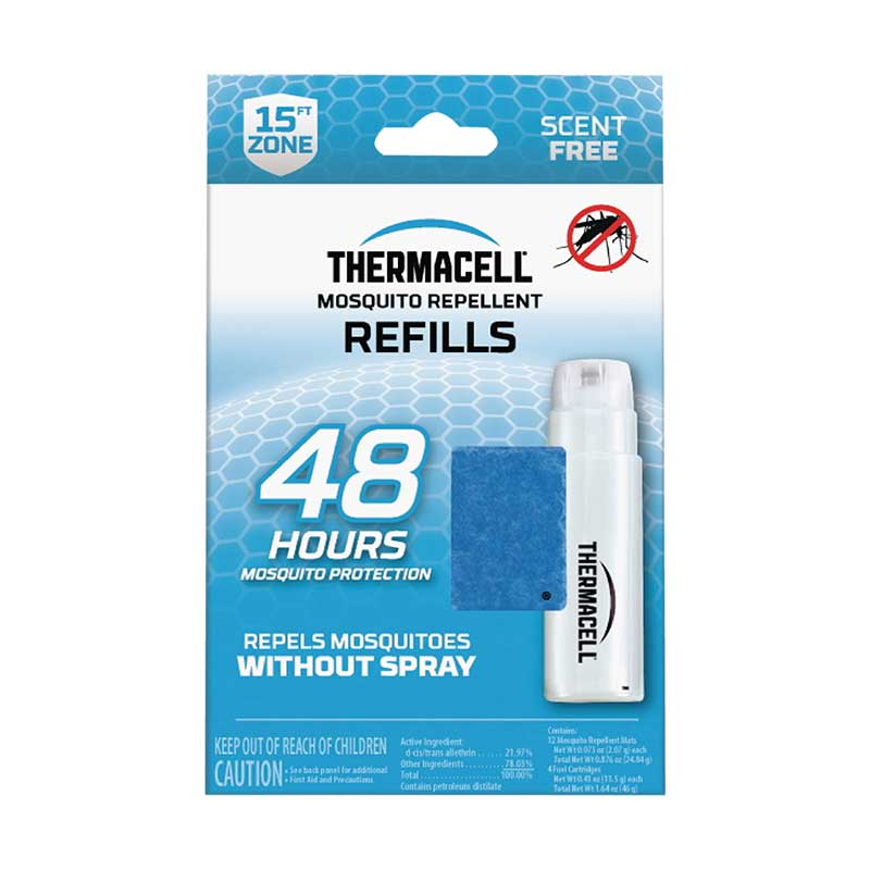 Thermacell Mosquito Repellent Refill - 4 Pack