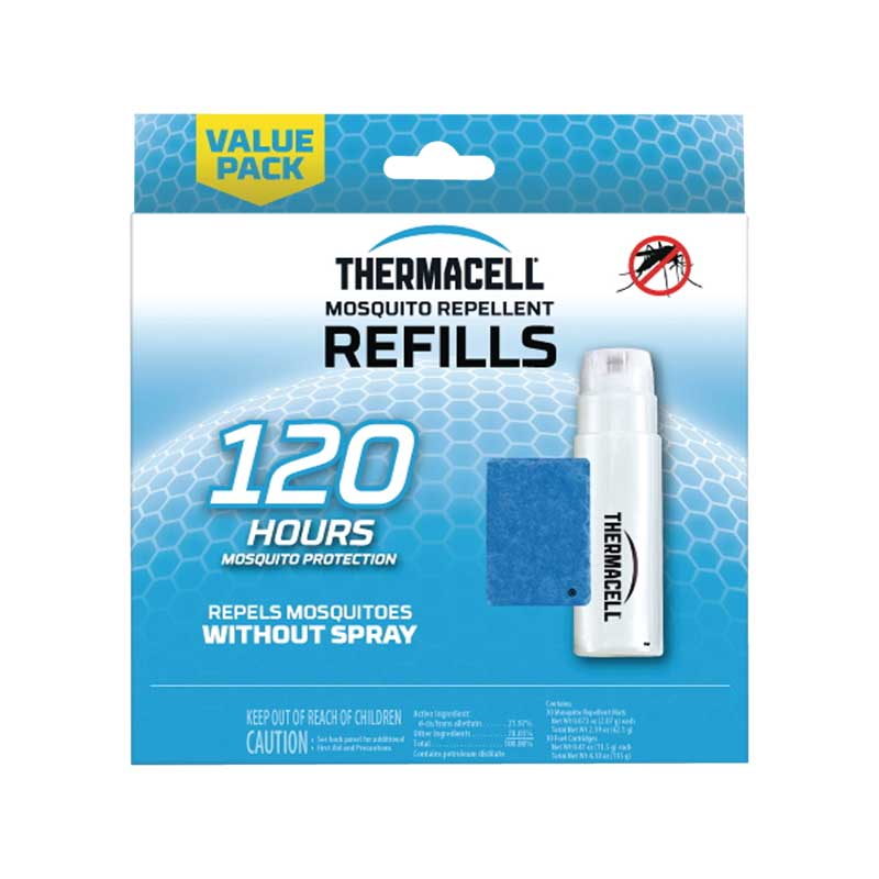 Thermacell Mosquito Repellent Refill - 10 Pack